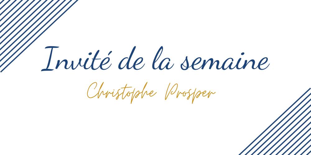 Christophe Prosper